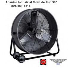 "Abanico Industrial Piso 36"" HVF-90L Movil-2312│www.rt.cr"