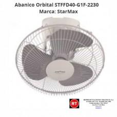 Abanico Orbital StarMax STFFD40-G1F-2230│www.rt.cr