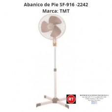 Abanico Pie TMT SF-916 -2242│www.rt.cr