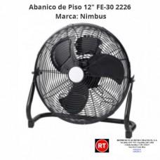"Abanico de Piso 12"" FE-30 Nimbus -2226│www.rt.cr"