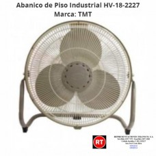 Abanico de Piso Industrial TMT HV-18-2227│www.rt.cr