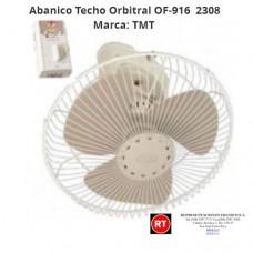 Abanico Techo Orbitral TMT OF-916 - 2308│www.rt.cr