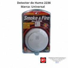 Detector de Humo Universal -2236│www.rt.cr