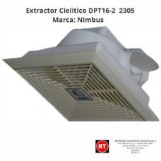 Extractor Nimbus Cielitico DPT16-2 -2305│www.rt.cr