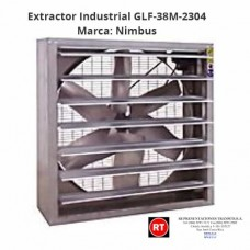 Extractor Industrial GLF-38M-2304│www.rt.cr