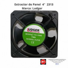 "Extractor de Panel Ludger 4"" -2313│www.rt.cr"